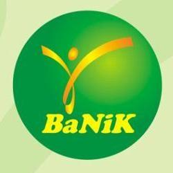 hình ảnh logo công ty cổ phần thương mại Bách Niên Khang - BaNiK trading Jsc,